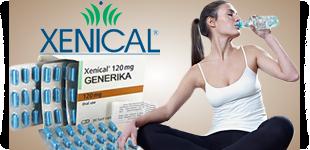 Xenical (Orlistat) - Gewichtsverlust - Orlistat ist ein Mittel zur Reduktion des Körpergewichts.