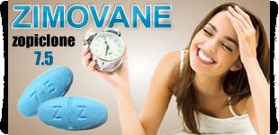 Zimovane Zopiclone - antidepressiva- wird zur Kurzzeitbehandlung von Schlafstörungen eingesetzt